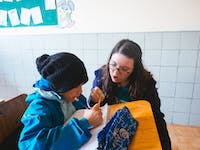School Support volunteer in Ecuador with IVHQ