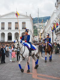 Explore Quito streets during an IVHQ weekend