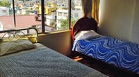 Volunteer accommodation - twin room in Ecuador
