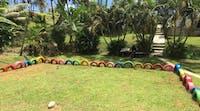 Kindergarten volunteering in Fiji