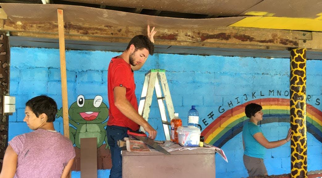 Volunteer in Construction and Renovation in Fiji
