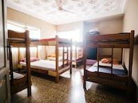 IVHQ volunteer bedroom in Ghana with IVHQ