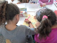 Kindergarten Support project in Greece