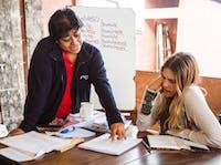 Volunteer Spanish Class in Guatemala with IVHQ
