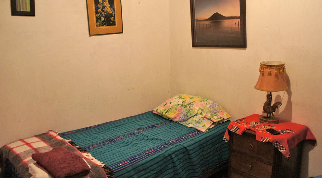 Volunteer homestay accommodation in Guatemala