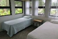 IVHQ Hawaii volunteer house bedroom