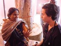 Medical volunteering project in Delhi India with IVHQ