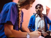 Medical volunteering project in Delhi India with International Volunteer HQ