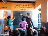 Volunteer Teaching in Delhi, India with IVHQ