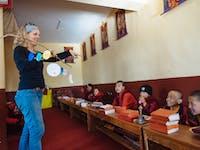 Volunteer Teaching English in India Dharamsala