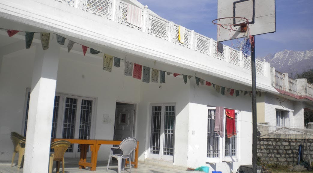 Volunteer accommodation in India Dharamsala