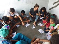 Volunteer Teaching English in India Dharamsala