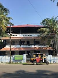 IVHQ volunteer house in India Kerala
