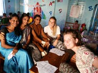 Womens Education volunteer in Kerala, India