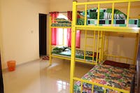 IVHQ typical volunteer bedroom in India Kerala
