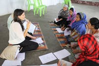IVHQ Women's Education volunteers in India Kerala