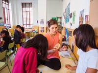After School Support volunteer in Madrid, Spain with IVHQ