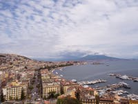 Exploring Naples, Italy during an IVHQ weekend