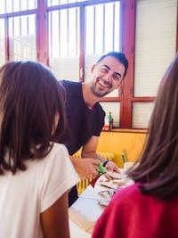 A IVHQ After School Support volunteer in Spain