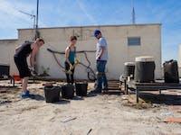 Renovation volunteer in Spain with IVHQ
