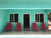 IVHQ Jamaica volunteer house exterior