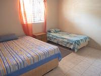 IVHQ Jamaica bedroom in the volunteer house