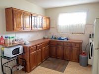 IVHQ Jamaica volunteer kitchen