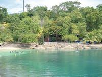 IVHQ Jamaica beach during an IVHQ weekend
