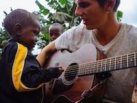 IVHQ Music volunteer in Kenya