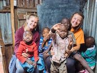 IVHQ Childcare Volunteer in Kenya
