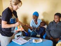 IVHQ Women's Education Volunteers in Kenya