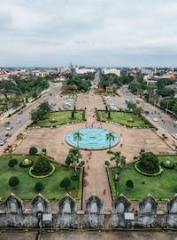 IVHQ volunteers visit Vientiane, Laos during the weekend