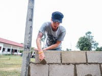 Volunteer in Construction and Renovation in Laos with IVHQ