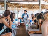 Volunteer orientation in Laos with IVHQ