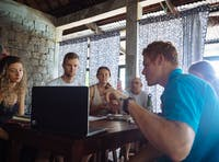 IVHQ volunteer orientation in Madagascar