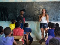 IVHQ Teaching volunteer in Madagascar