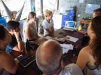 Volunteer orientation in Madagascar with IVHQ