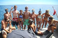 IVHQ Island Outreach volunteers in Madagascar