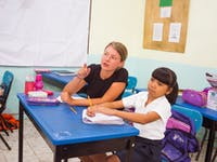 English Teaching IVHQ volunteer in Mexico