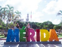 Exploring Merida with IVHQ in Mexico