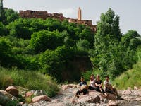 Exploring Atlas Mountains with IVHQ