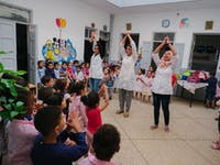 IVHQ Volunteer in Marrakech childcare project