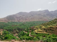 Exploring the Atlas Mountains in Marrakech with IVHQ during a weekend
