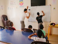 Volunteer in Marrakech childcare project with IVHQ