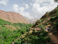Take time to explore the Atlas Mountains in Marrakech with IVHQ during a weekend