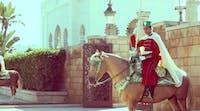 A local guard in Morocco
