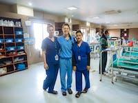 Group of IVHQ Medical Elective Volunteers in Nepal