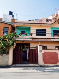 Kathmandu Nepal volunteer homestay exterior