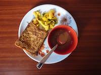 IVHQ Breakfast in Nepal