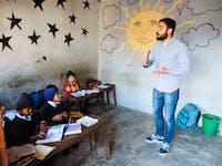 IVHQ Teaching English volunteer in Nepal with IVHQ